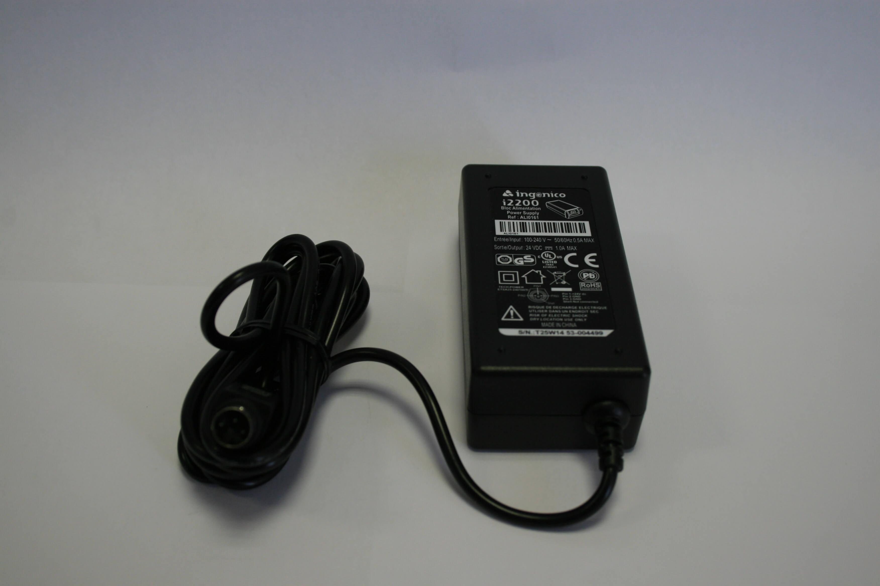 Adaptateur secteur ELC I2200 (Alimentation Electrique)