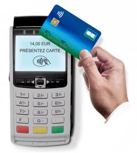 Le paiement sans contact passe à 30 €